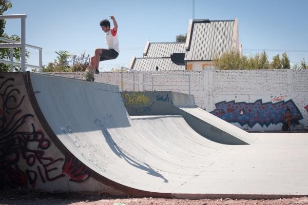 Skatepark público de Neuquén