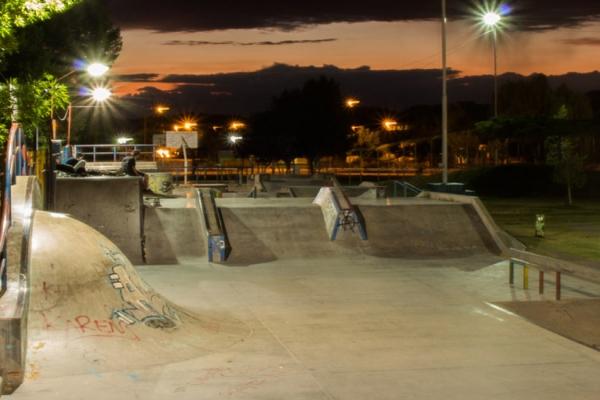 Skatepark de San Patricio del Chañar