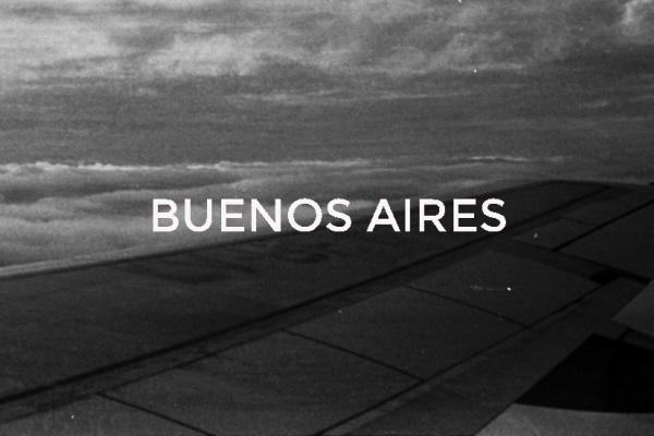 Buenos Aires entre calles, skate y recitales