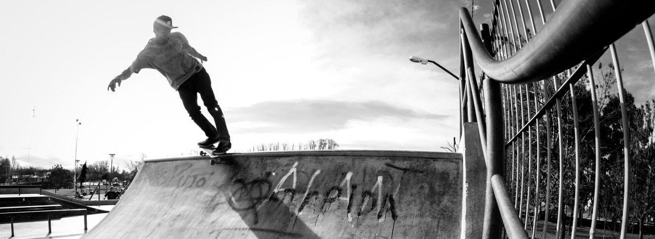 10 años del skatepark del Chañar