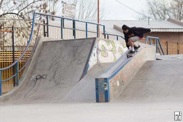 Boneless fifty fifty. Foto: Manu Urbano