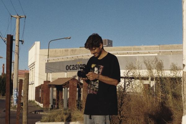 Fabro, Chequeando. Foto: Mario Torres