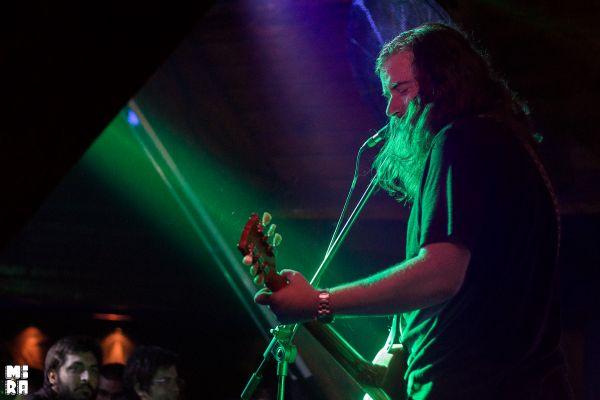 Finn Ryan, The Atomic Bitchwax. Foto: Manu Urbano