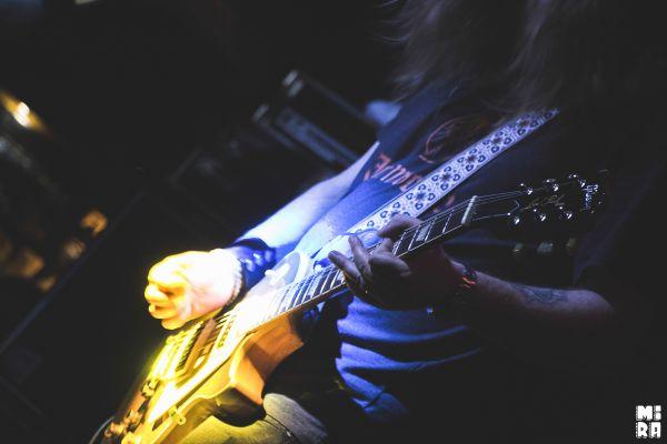 Finn Ryan, The Atomic Bitchwax. Foto: Fede Pratis